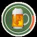 Drinking Game - Alcohol Wheel Icon