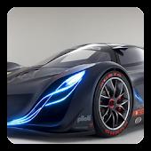 Futuristic Cars Live Wallpaper