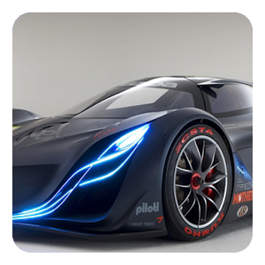 Futuristic Cars Live Wallpaper For PC (Windows & MAC)
