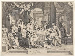 RIJKS: Gerard de Lairesse: print 1680