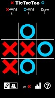 Screenshot of Tic Tac Toe HD