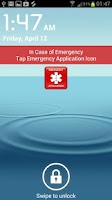 Screenshot of In Case of Emergency ICE-Lite