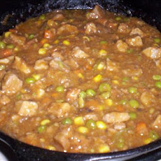 Brunswick Type Pork Stew
