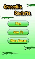 Screenshot of Crocodile Roulette