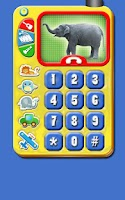 Screenshot of Baby Play Phone Game for Kids