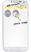 Screenshot of Infinite SungJong Lockscreen
