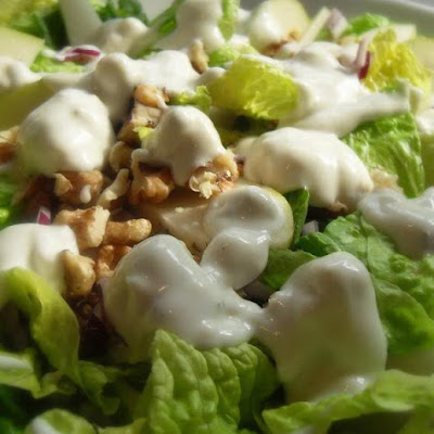 Blue Cheese Salad Dressing