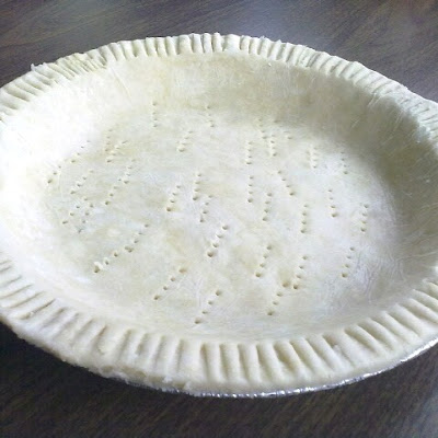 Easy Vegan Pie Crust