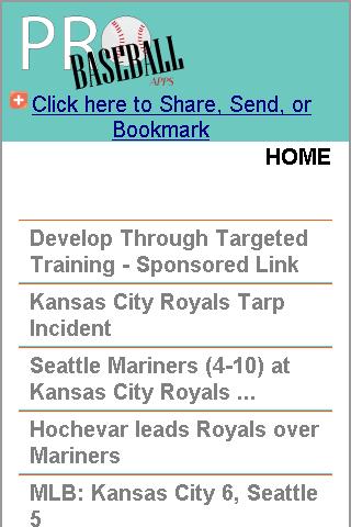 Kansas City Baseball News
