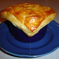 *-- Creamy Chicken Pot Pie * Pies - Pot Pies- Easy - Yummy--*