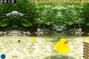 Screenshot of Rubber Duck Hunter Free
