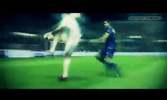 Screenshot of Messi VS Ronaldo