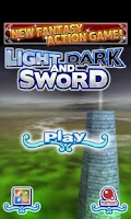 Screenshot of LIGHT AND DARK SWORD