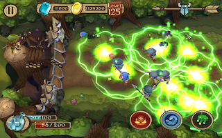 Screenshot of Robin Hood: Surviving Ballad