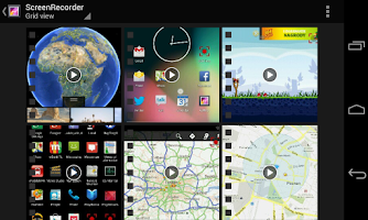Screenshot of SCR Screen Recorder Free ★root