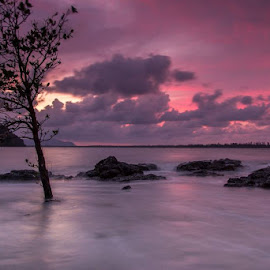 RO3 yg x  menjadi.. 17mm + ND filter by Je Jai - Landscapes Sunsets & Sunrises
