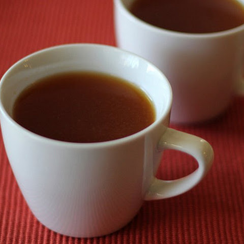 Hot Apple Chai-der (Chai Cider)