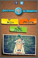 Screenshot of Doctor Numbers Math