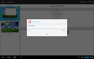 Screenshot of Vnc-Viewer-Lite