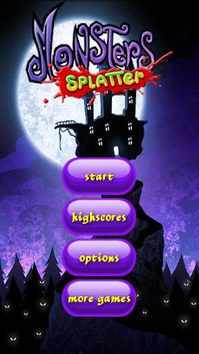 Monsters Splatter - Smasher