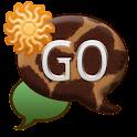 GO SMS THEME/GreenGiraffe icon