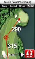 Screenshot of Sonocaddie 2 Golf GPS