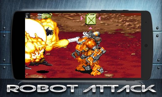 Robot Attack APK 1.1 - Free Arcade Games for Android - 웹