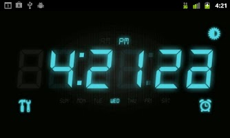 Screenshot of Super Alarm Clock