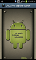 Screenshot of 2G 3G 4G WIFI SIGNAL MASTER