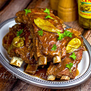 Slow Cooker Mississippi Ribs