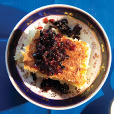 Tah Chin (Baked Rice with Barberries)