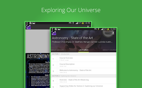 Astronomy Learning - screenshot