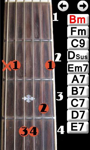 玩免費音樂APP|下載アコースティックギター - 広告なし app不用錢|硬是要APP