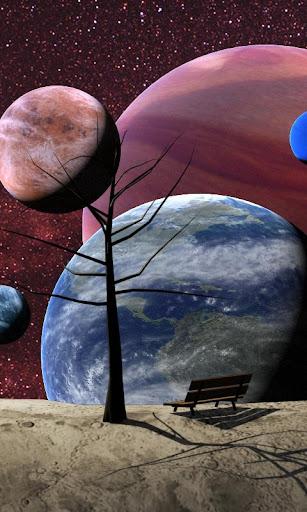 惑星ライブ壁紙|玩個人化App免費|玩APPs