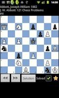 Screenshot of Chess Puzzler