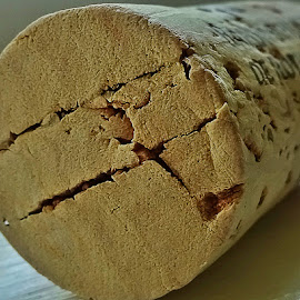 Uncorked by Judy Dean - Abstract Macro ( wine, cork, corked, marco, close up,  )