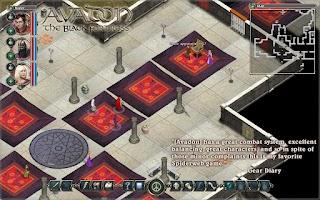 Screenshot of Avadon: The Black Fortress