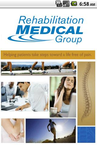 Rehabilitation Medical Group