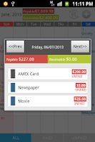 Screenshot of Smart Bills (FREE)