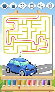download car games for kids apk on pc