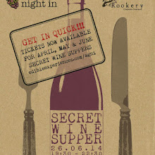 June Secret Wine Supper
