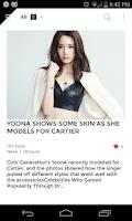 Screenshot of Girls Generation / SNSD Club