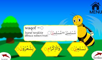 Screenshot of Belajar Membaca Alquran