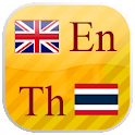 English - Thai flashcards icon