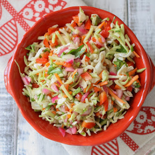 Mexican Cabbage Slaw Recipes