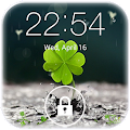 Galaxy rainy lockscreen APK for Bluestacks