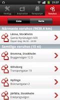 Screenshot of BAUHAUS Sverige