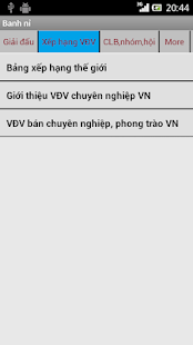 Banh nỉ - screenshot