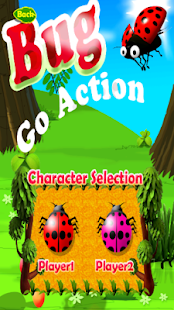 Bug Go Action - screenshot