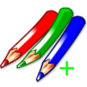 Kids Book Plus -Draw and Paint icon